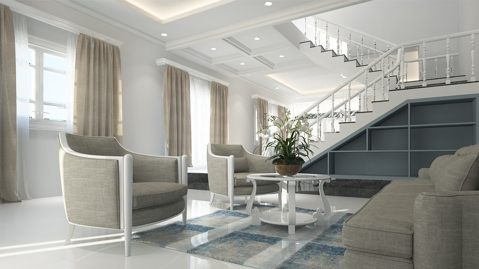 Comphrensive interior design services